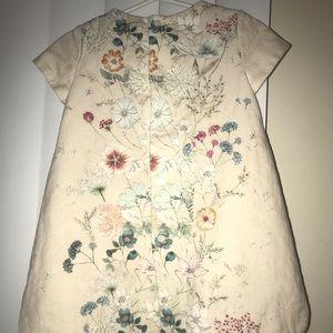 Zara Dresses - Zara Babygirl Floral Dress
